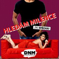 Hledm milence, zn.: Spch!!! - Ticket Art