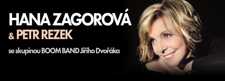HANA ZAGOROVÁ & PETR REZEK