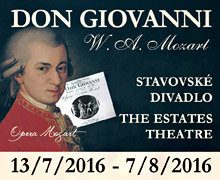 DON GIOVANNI - OPERA MOZART