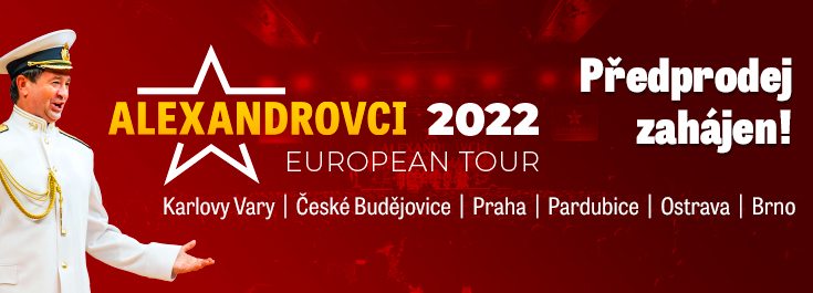 ALEXANDROVCI - Europen Tour 2022