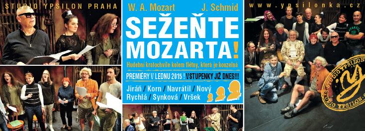 Sežeňte Mozarta!