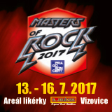MASTERS OF ROCK 2017 (permanentka)