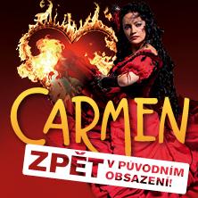 Muzikál CARMEN- Praha