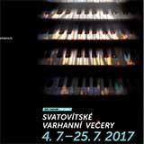 SVATOVÍTSKÉ VARHANNÍ VEČERY 2017 - 1. koncert