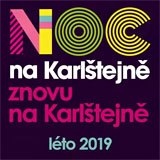 Muzikál NOC NA KARLŠTEJNĚ- Karlštejn