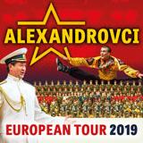 Koncert ALEXANDROVCI - European Tour 2019- Plzeň
