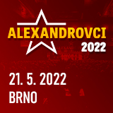 ALEXANDROVCI - European Tour 2019 (Brno)