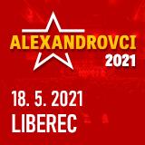 ALEXANDROVCI - European Tour 2022 (Liberec 18.5.)