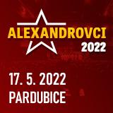 ALEXANDROVCI - European Tour 2022 (Pardubice)