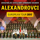 ALEXANDROVCI - European Tour 2017 (Zlín)