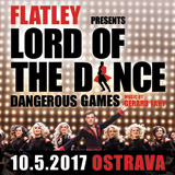 LORD OF THE DANCE – Dangerous Games 2017 (Ostrava)