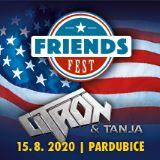 FRIENDS FEST 2020 – Oblíbený rodinný festival plný Ameriky