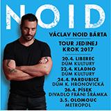 VÁCLAV NOID BÁRTA – TOUR JEDINEJ KROK 2017 (Liberec)