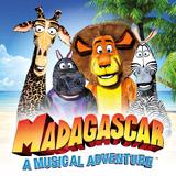 MADAGASKAR - MUZIKÁLOVÉ DOBRODRUŽSTVÍ (Zlín)