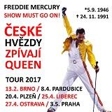 ČESKÉ HVĚZDY ZPÍVAJÍ QUEEN (Praha)