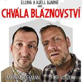Činohra Chvála bláznovství- Praha