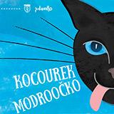 Pro děti Kocourek Modroočko- Praha