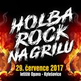 HOLBA ROCK NA GRILU S RÁDIEM ČAS ROCK 2017