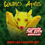GUANO APES - Proud like a God Tour 2017
