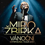 MIRO ŽBIRKA - VÁNOČNÍ SYMPHONIC TOUR 2017 (Plzeň)