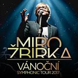 MIRO ŽBIRKA - VÁNOČNÍ SYMPHONIC TOUR 2017 (Brno)