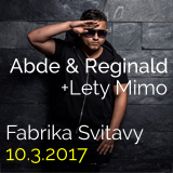 ABDE REGINALD + LETY MIMO
