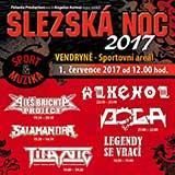 SLEZSKÁ NOC 2017