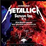 SCREAM Inc. (UA) live - METALLICA TRIBUTE BAND