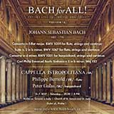 Bach for All: Cappella Istropolitana a Philippe Bernold