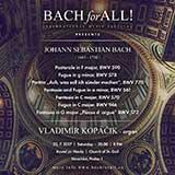 Bach for All: Vladimír Kopáčik, varhany