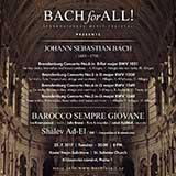 Bach for All: Barocco sempre giovane a Shalev Ad-El