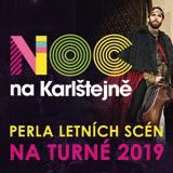 Muzikál NOC NA KARLŠTEJNĚ- Sychrov