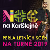 NOC NA KARLŠTEJNĚ (Jindřichův Hradec)