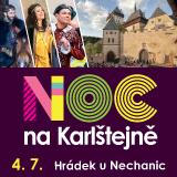 NOC NA KARLŠTEJNĚ (Hrádek u Nechanic)