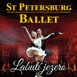 ST PETERSBURG BALLET - LABUTÍ JEZERO (Praha)