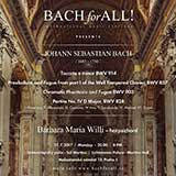 Bach for All: Barbara Maria Willi, cembalo
