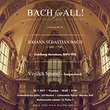 Bach for All: Vojtěch Spurný, cembalo