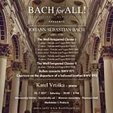 Bach for All: Karel Vrtiška, piano