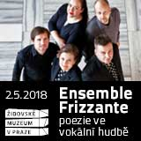 Ensemble Frizzante - Poezie ve vokální hudbě