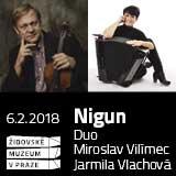 Nigun - Duo Jarmila Vlachová a Miroslav Vilímec