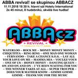 ABBA Revival se skupinou ABBACZ