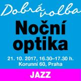 DOBRÁ VOLBA - BENEFICE PRO DIAKONII PRAHA (jazz)