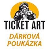 Dárková poukázka TICKET ART 2018