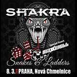 SHAKRA + special guest MAXXWELL