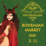 BOHEMIAN BURLESQUE FESTIVAL - Bohemian Market