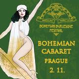 BOHEMIAN BURLESQUE FESTIVAL - Bohemian Cabaret Praha
