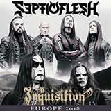 SEPTICFLESH + INQUISITION - EUROPE 2018