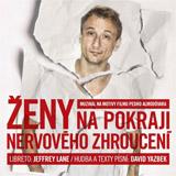 Muzikál ŽENY NA POKRAJI NERVOVÉHO ZHROUCENÍ- Praha