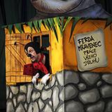 DIVADLO POHÁDEK - Ferda Mravenec (Bez zábradlí)