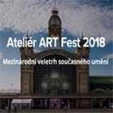 ATELIÉR ART FEST 2018 (třídenní permanentka)